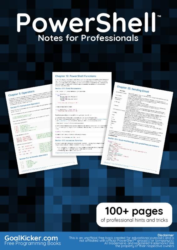 35_PowerShellNotesForProfessionals.pdf